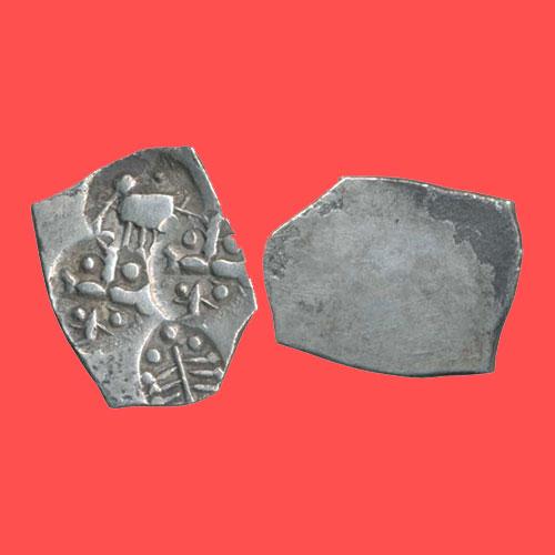 Silver-Half-Karshapana-of-Ashmaka-Janapada