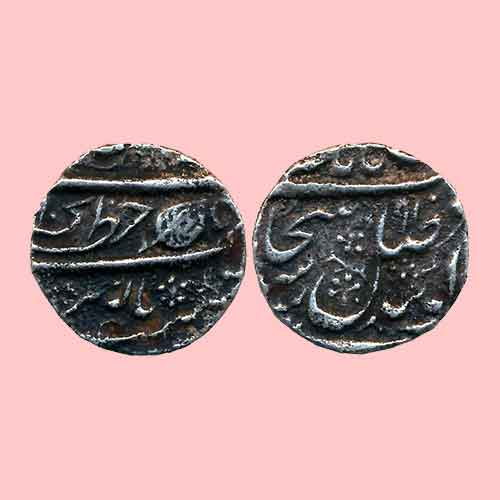 Silver-Half-Rupee-of-Ranjit-Singh-Listed-For-INR-48,000
