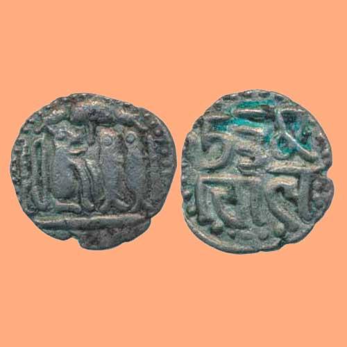 Silver-Kahavanu-of-Chola-Empire-ruler-Uttam-Chola