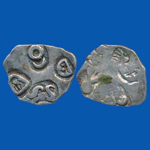 Silver-Karshapana-of-Kosala-Janapada