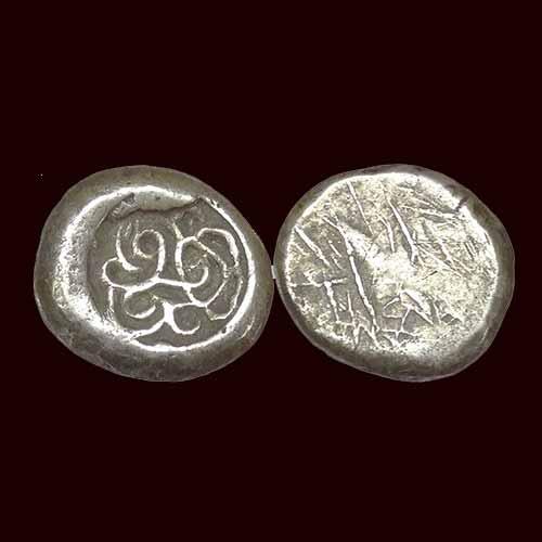 Silver-Karshapana-of-Matsya-Janapada