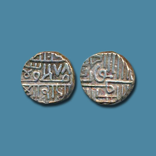Silver-Kori-of-Porbandar-Princely-State
