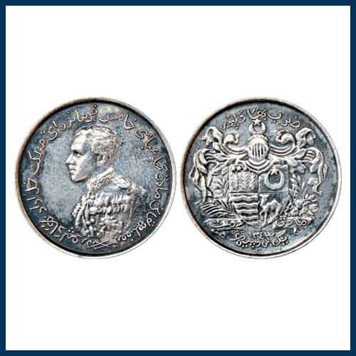 Silver-Nazarana-Rupee-of-Sir-Sadiq-Muhammad-Khan-V