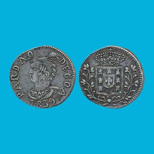Silver-Pardao-of-Maria-II