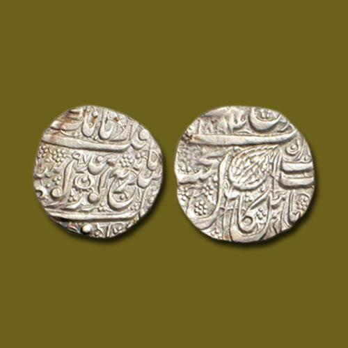 Silver-Rupee-of-Kharak-Singh