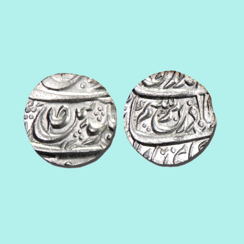 Silver-Rupee-of-Patiala-Princely-State