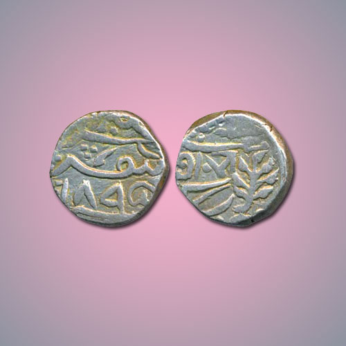 Silver-Rupee-of-Princely-State-Karauli