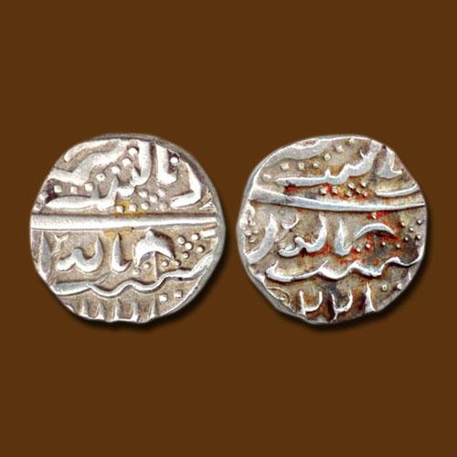 Silver-Rupee-of-Ranjit-Singh