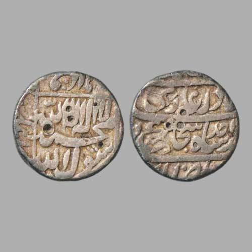 Silver-Rupee-of-Shah-Shuja-sold-for-INR-3,90,000