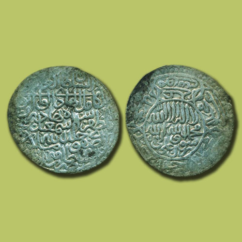 Silver-Shahi-of-Ismail-I