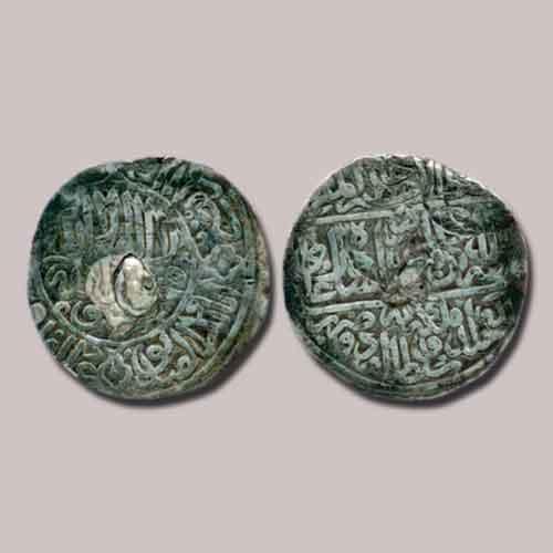 Silver-Shahrukhi-of-Zahir-ud-Din-Muhammad-Babur