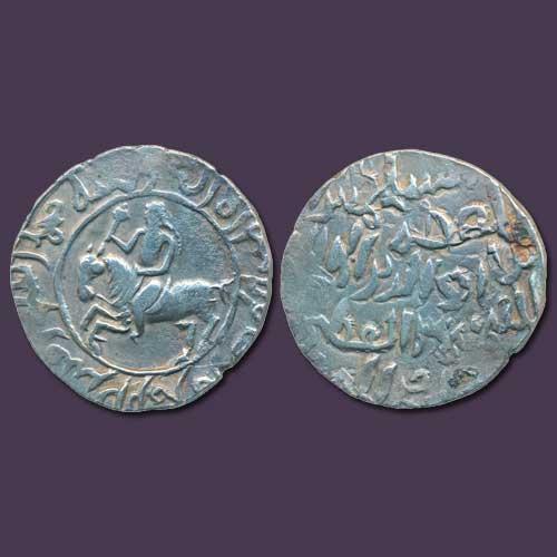 Silver-Tanka-of-Bengal