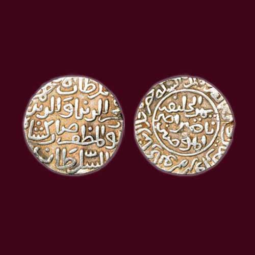 Silver-Tanka-of-Fakhr-Al-Din-Mubarak