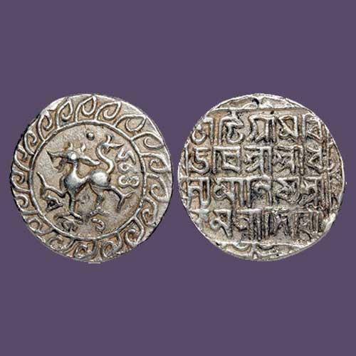 Silver-Tanka-of-Tripura