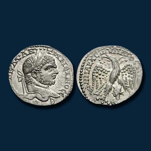 Eagle-Tetradrachm-of-Emperor-Caracalla