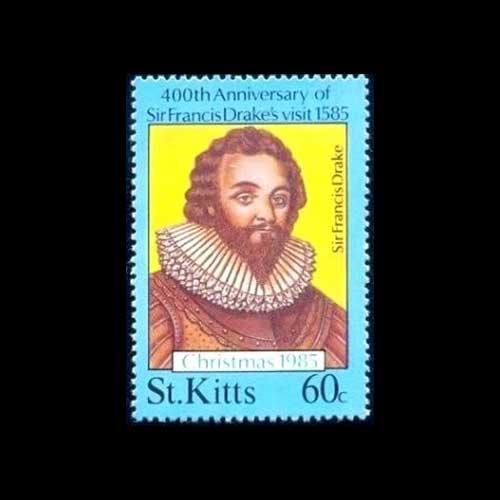 Sir-Francis-Drake-Commemorative-Stamp