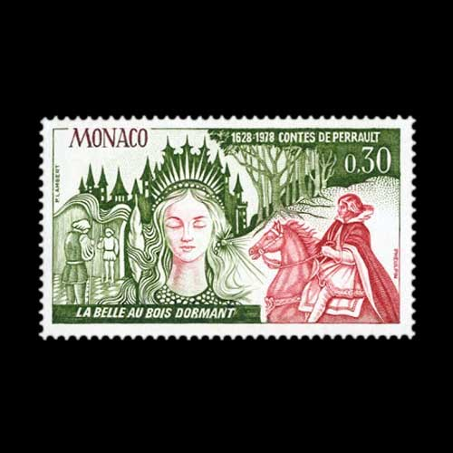 Sleeping-Beauty-on-Stamp