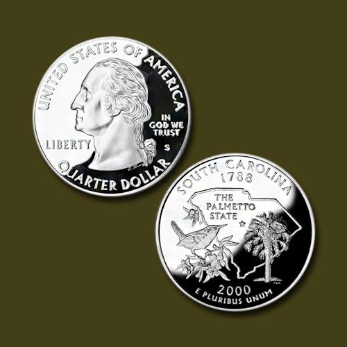 South-Carolina-State-Quarter-Dollar