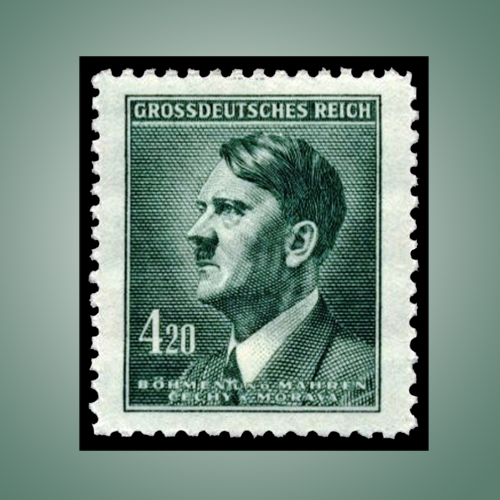 Stamp-of-'Fuhrer-of-Germany'!-