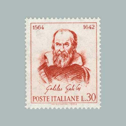 Stamp-on-Galileo-Galilei