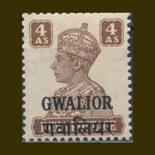 Stamp-on-King-George-VI