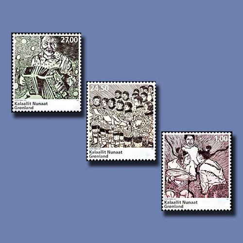 Stamps-Honouring-Greenlandic-Music-1