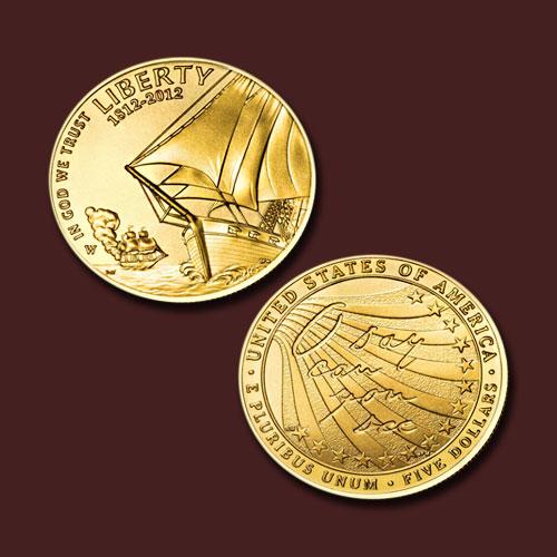 Star-Spangled-Banner-Commemorative-5-Dollar-Gold-Coin