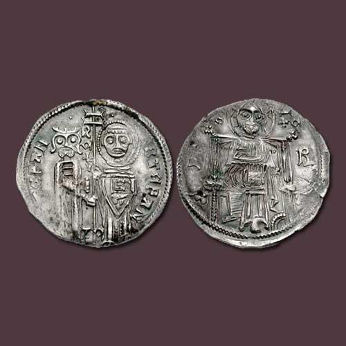 Stefan-Uros-III-crowned-king-of-Serbia