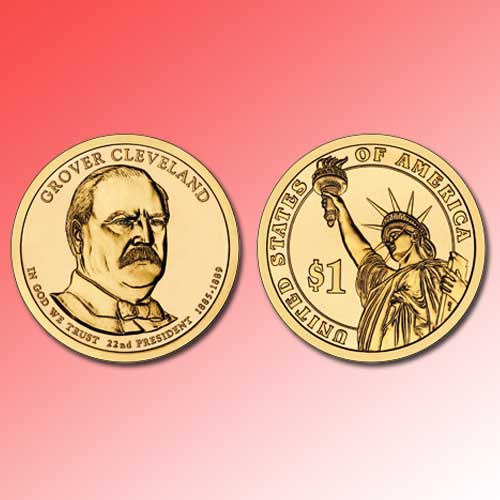 Stephen-Grover-Cleveland-Commemorative-Coin