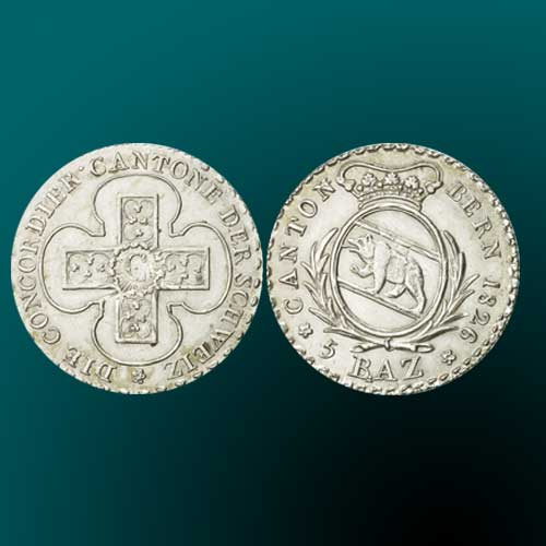 Swiss-Coins-Commemorating-the-City-of-Bern