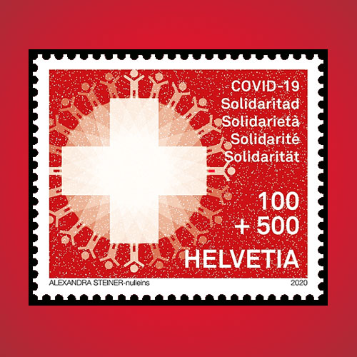 Swiss-Post's-new-Corona-Stamp-Will-Raise-Funds