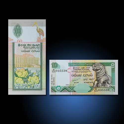 Ten-rupees-of-Srilanka-