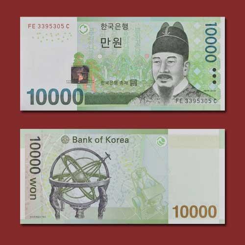 Ten-Thousand-Korean-Won