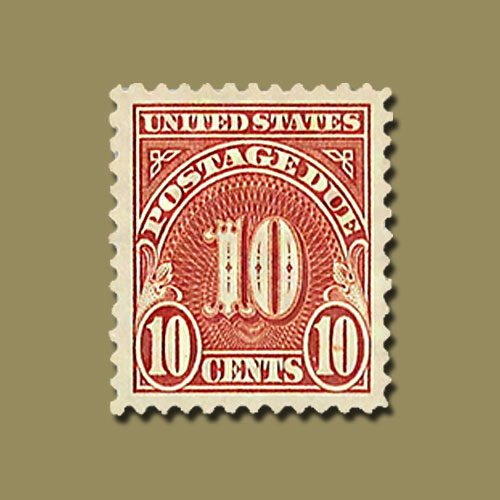 The-1930-Postage-Due-Stamp-of-US