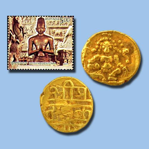 The-Emperor-Krishnadevaraya-ascends-to-the-throne