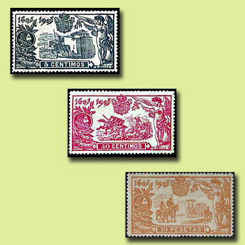 The-First-Commemorative-Spanish-Stamps