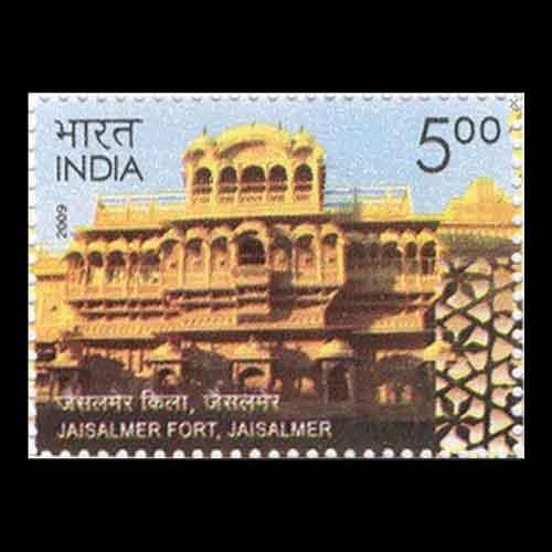 The-golden-fort-of-Jaisalmer