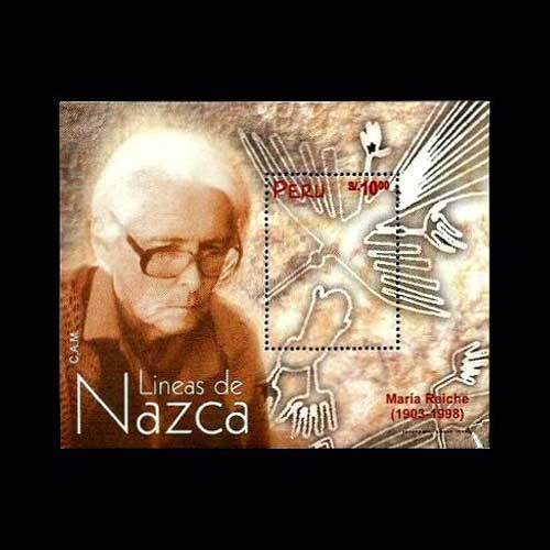 The-lady-of-Nazca-Lines
