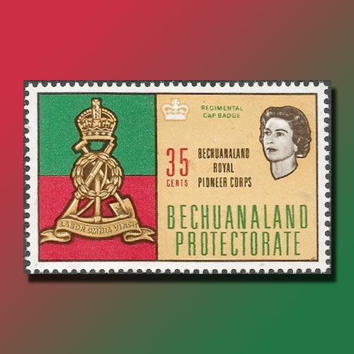 The-Last-Stamp-of-Bechuanaland-Protectorate