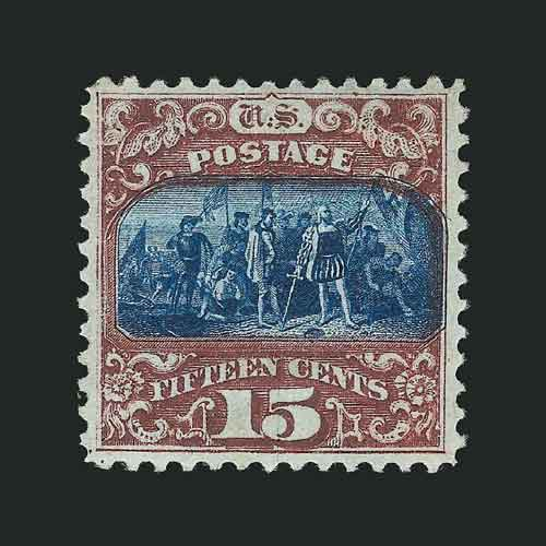 "The-Most-Valuable-""Landing-of-Columbus""-Stamp"