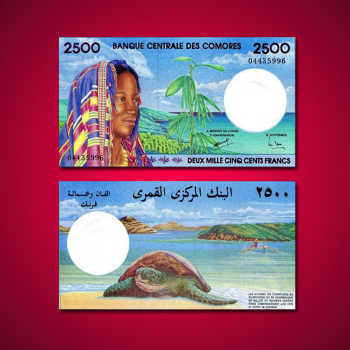 The-Serene-Banknote-of-Comoros