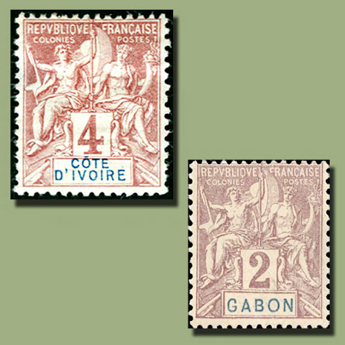 The-Uniform-Stamp-of-French-Colonial-Empire