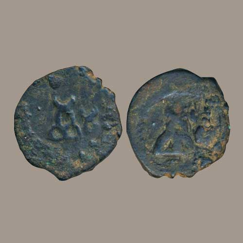 Three-arched-hill-on-ancient-coins
