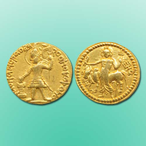 Lord-Shiva-on-Kushan-Coins
