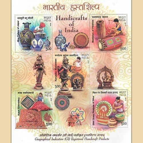 Traditional-craft-of-India:-Handicrafts