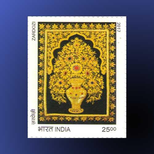 Traditional-handicraft-of-India:-Zardozi