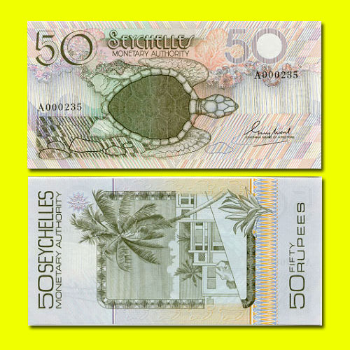 Turtle-Banknote-of-Seychelles
