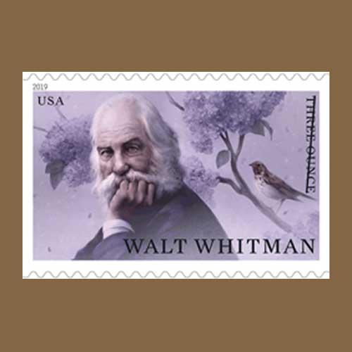 USPS-honoured-Walt-Whitman-