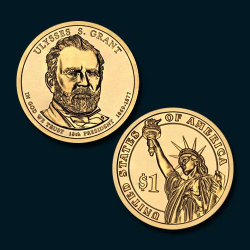 Ulysses-S.-Grant-Commemorative-Coin