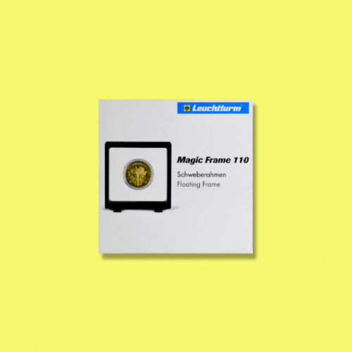Unique-Floating-Coin-Magic-Frame